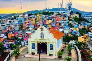 Auton vuokraus Guayaquil, Ecuador