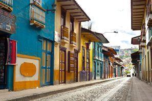 Auton vuokraus Loja, Ecuador