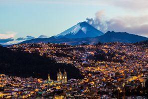Auton vuokraus Quito, Ecuador
