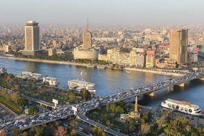 Auton vuokraus Kairo, Egypti
