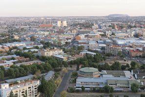 Auton vuokraus Bloemfontein, Etelä-Afrikka