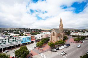 Auton vuokraus Grahamstown, Etelä-Afrikka