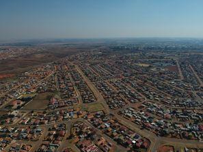 Auton vuokraus Krugersdorp, Etelä-Afrikka