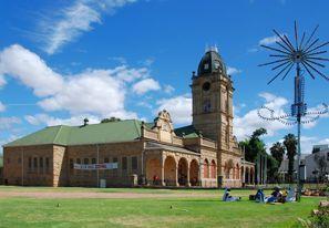 Auton vuokraus Mtatha, Etelä-Afrikka