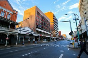 Auton vuokraus Pietermaritzburg, Etelä-Afrikka