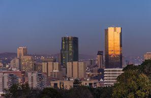 Auton vuokraus Pretoria, Etelä-Afrikka