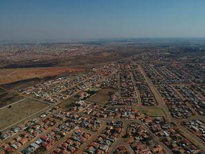 Auton vuokraus Randfontein, Etelä-Afrikka
