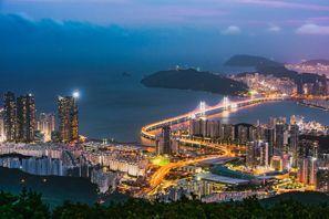 Auton vuokraus Busan, Etelä-Korea