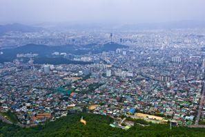 Auton vuokraus Daegu, Etelä-Korea