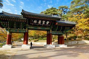 Auton vuokraus Gyeongsang-do, Etelä-Korea