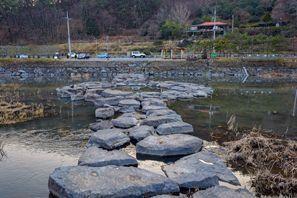 Auton vuokraus Jeol-la, Etelä-Korea