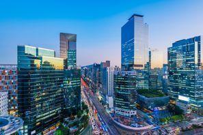 Auton vuokraus Soul, Etelä-Korea