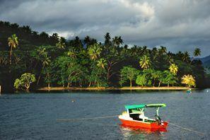 Auton vuokraus Pacific Harbour, Fiji