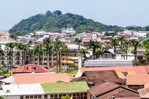 Auton vuokraus Cayenne, French Guiana