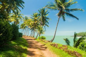 Auton vuokraus Kourou, French Guiana