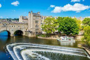 Auton vuokraus Bath, Iso-Britannia