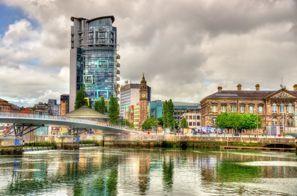 Auton vuokraus Belfast, Iso-Britannia