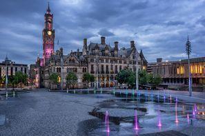 Auton vuokraus Bradford, Iso-Britannia
