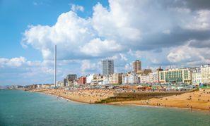 Auton vuokraus Brighton, Iso-Britannia