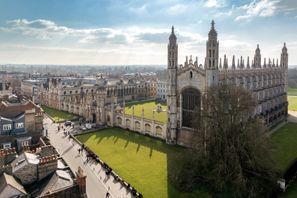 Auton vuokraus Cambridge, Iso-Britannia