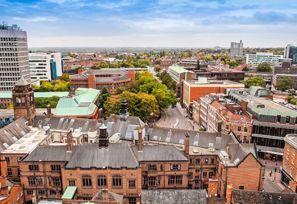 Auton vuokraus Coventry, Iso-Britannia
