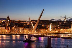 Auton vuokraus Derry, Iso-Britannia