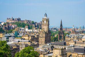 Auton vuokraus Edinburgh, Iso-Britannia