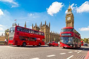 Auton vuokraus Lontoo, Iso-Britannia