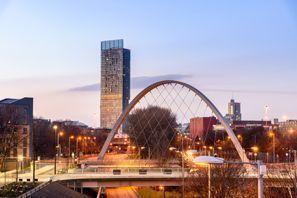 Auton vuokraus Manchester, Iso-Britannia