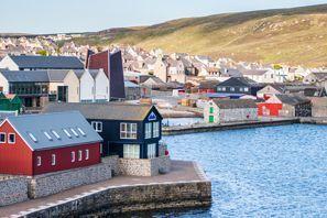 Auton vuokraus Shetlannin saaret, Iso-Britannia