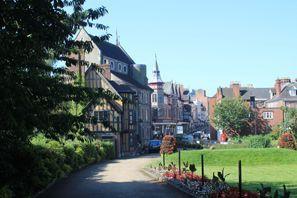 Auton vuokraus Shrewsbury, Iso-Britannia