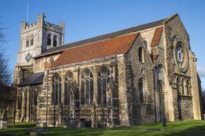 Auton vuokraus Waltham Abbey, Iso-Britannia
