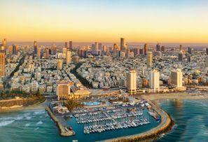 Auton vuokraus Tel Aviv, Israel