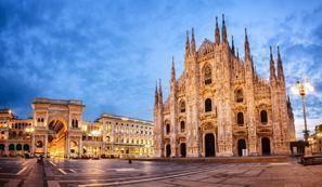 Auton vuokraus Milano, Italia