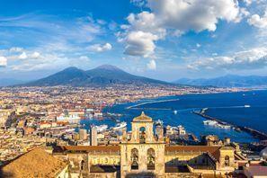 Auton vuokraus Napoli, Italia