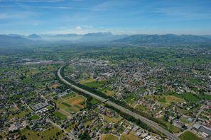 Auton vuokraus Dornbirn, Itävalta