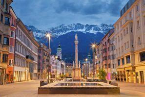 Auton vuokraus Innsbruck, Itävalta