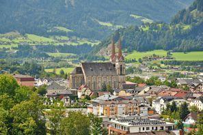 Auton vuokraus St. Johann, Itävalta