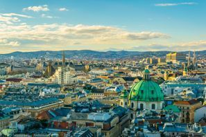Auton vuokraus Wien, Itävalta