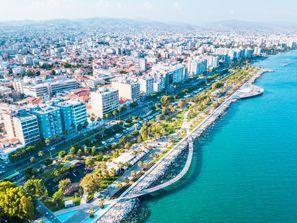 Auton vuokraus Limassol, Kypros