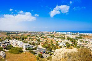 Auton vuokraus Protaras, Kypros