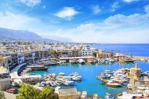 Auton vuokraus Kyrenia, Pohjois-Kypros