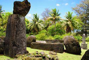 Auton vuokraus Tinian Island, Pohjois-Mariaanit