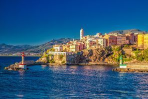 Auton vuokraus Bastia, Ranska - Korsika