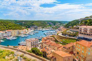 Auton vuokraus Bonifacio, Ranska - Korsika