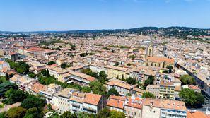 Auton vuokraus Aix En Provence, Ranska