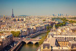 Auton vuokraus Pariisi, Ranska