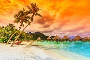 Auton vuokraus Bora Bora, Ranskan Polynesia