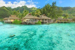 Auton vuokraus Papeete, Ranskan Polynesia