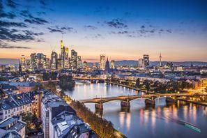 Auton vuokraus Frankfurt, Saksa